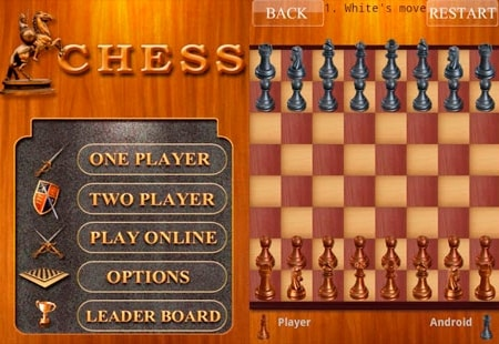 Chess Live para Android