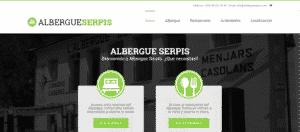 Página web con sistema de reservas de habitaciones